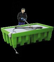 CLEAN BOX MAX 2 inkl. teknik modul