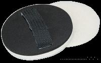 Foam rubber hand grinding disc, d = 150 mm